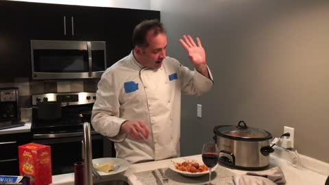 Dinner For Dummies: Mangia Finale...The Taste Test. Enjoy