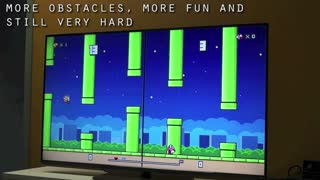 Popular game 'Flappy Bird' returns - Video