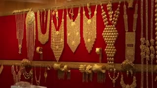 Demand for gold slides to 6 year low - Video