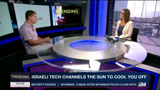 Israelis Just Invented New Paint That Could Drastically Change Your Electric Bill - Video