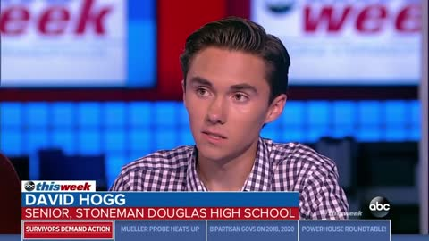 Marjory Stoneman Douglas student David Hogg goes after NRA's Dana Loesch