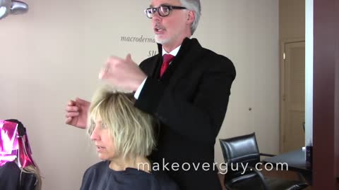 MAKEOVER: No More Than Five Minutes, by Christopher Hopkins, The Makeover Guy®