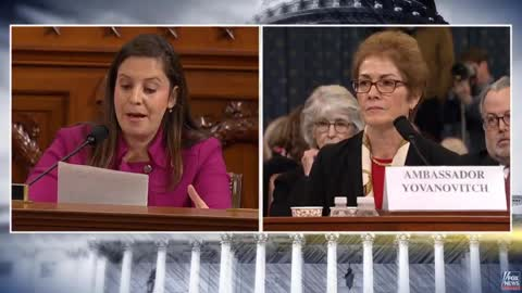 Rep. Stefanik Is Finally Allowed To Ask Questions