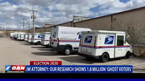 DEAD VOTERS: 1.8 MILLION 'Ghost Voters' Found in 29 States - JW Attorney