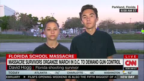 Students Who Survived the Florida School Shooting Refuse to Meet With Trump