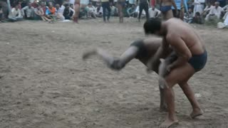 Boys Dangal Competition in india  - Video