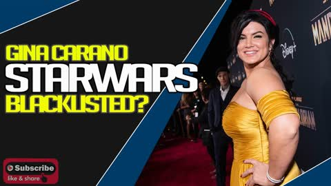 Gina Carano My Thoughts on the Situation and Interview to Hollywood 1950s style blacklisting?