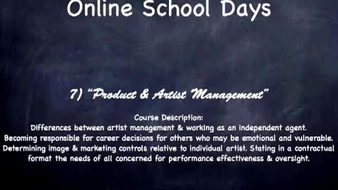 Full Sail University Online Masters in Science Entertainment Business