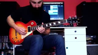 Talented musician brilliantly delivers guitar cover - Video