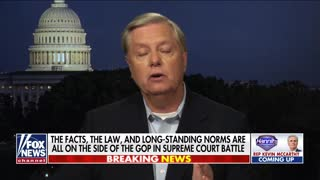 Graham Claims Republicans Have Votes To Fill Ginsburg's Vacant Seat