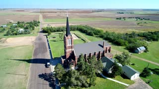 Immaculate Heart of Mary Church, Windthorst, KS
