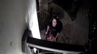 Mar Vista Halloween Thief - Video
