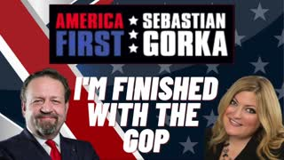 I'm finished with the GOP. Jennifer Horn with Sebastian Gorka on AMERICA First