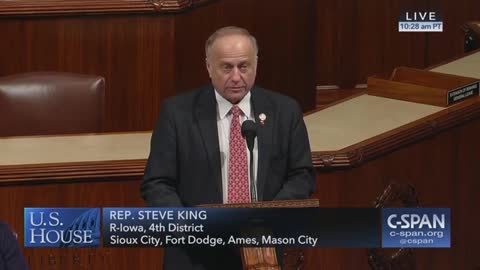 Steve King rebuts allegations that he's a white supremacist