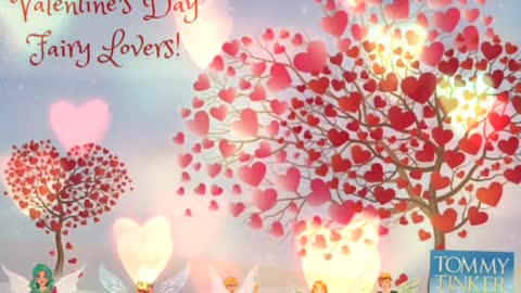 Happy Valentine's Day Fairy Lovers!
