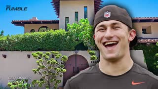 Johnny Manziel Ruins Mansion with Drug Filled Party - Video