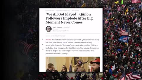 Q - Disinformation, Lies and Subversion