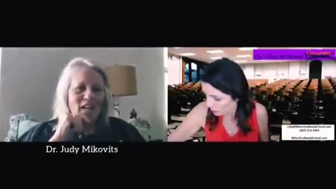 DR JUDY MIKOVITS - COVID19 'VACCINE' IS A KILLING MACHINE