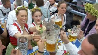Cheers! It's time for Oktoberfest - Video