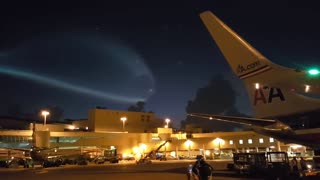 Launch of Atlas 5 over MIA Airspace on September 2, 2016 - Video