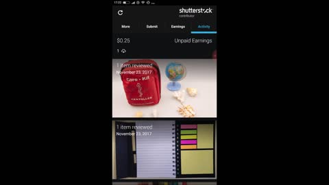 How to upload photos to Shutterstock using your smartphone for selling them