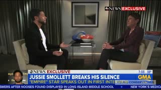 Jussie Smollett Finally Sits Down For An Interview
