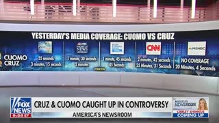 Media Coverage: Cuomo vs Cruz