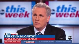"""McCarthy to House Judiciary chair: Nadler decided to impeach the president the day [he] won"""""""