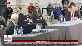 Witness # 9 Speaks at Arizona State Legislature Hearing on 2020 Election, Nov. 30, 2020.