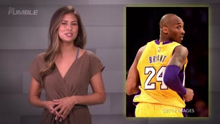 Kobe Bryant Doesn't Watch Basketball, Focused On Film Production Company - Video