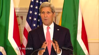 Kerry: Russia proposes military talks on Syria - Video