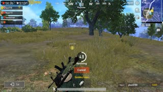 Sneaky fight Till Chicken Dinner Pubg game