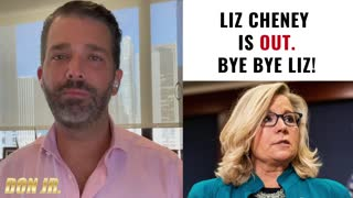 Liz Cheney Is OUT - My Dad Responds