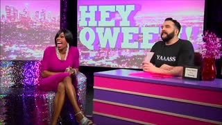 "Hey Qween! BONUS: Jasmine Masters Explains ""Pop The Corns And Feed The Children"" - Video"