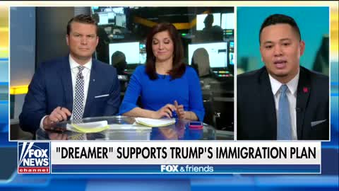 DREAMer Shatters the Narrative and Thanks Trump, Takes Aim at Dems for 'Using' Them