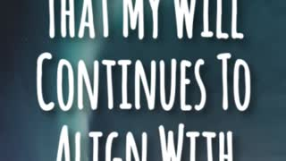 My Will - A Video By Jesus Daily - Video