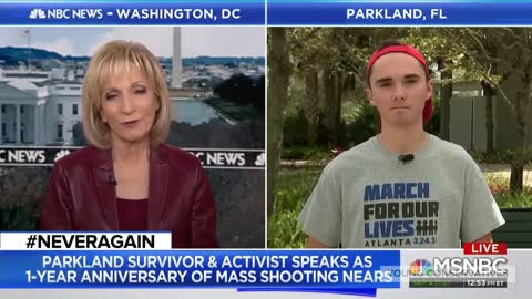 Video: David Hogg Says AR-15 Owners Are 'Hunting' Human Beings
