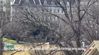 """Richard Citizen Journalist Exposes Fake """"Live Event"""" At The White House!"""