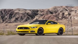 FORD MUSTANG GT - 2016 FORD MUSTANG GT FIRST TEST REVIEW #Auto_HDFr