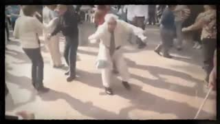 old school grandpa breaks it down!!!!!!!!! - Video