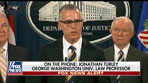McCabe Op-Ed Admits Some Of His Answers Were Not Accurate But He Didn't Mislead On Purpose