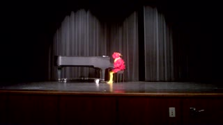 The Chicken Dance Piano Duet - Video