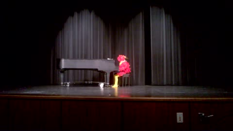 The Chicken Dance Piano Duet