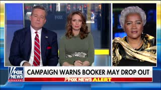 Donna Brazile weighs in on Cory Booker campaign