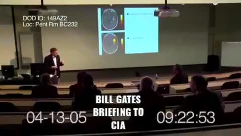Gates, Bill Briefing