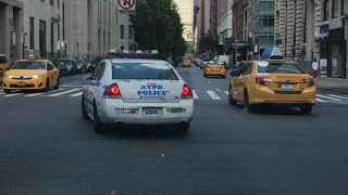 NYPD can't read signs