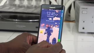 Samsung Galaxy Note Edge review - Video