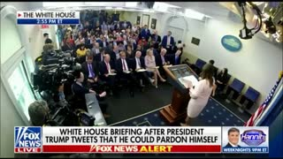 Jim Acosta tries to ask follow-up question, shut down by Sanders