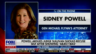 Sidney Powell blasts Judge Sullivan: I would have thought we were in a third world country' - 2