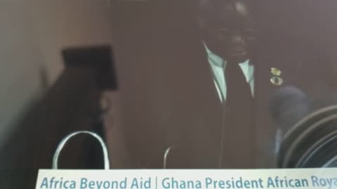 Ghana President, Africa does NOT need Aid